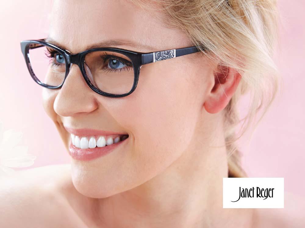 Janet Reger Designer Frames